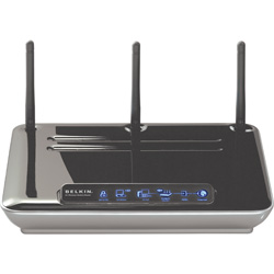 BELKIN N1 ADSL2+ Wireless Modem Router