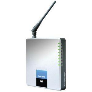 LINKSYS WAG54GS ADSL/2+ Modem Router